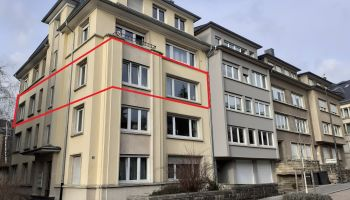 Apartment to rent - Luxembourg-Limpertsberg